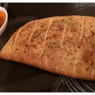 Garlic Bread (Dominos Style) Recipe