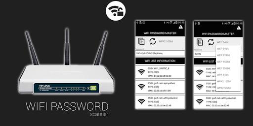 Free Wifi Password Generator