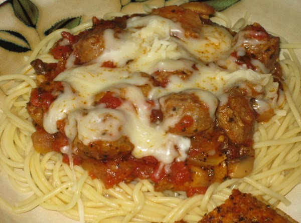 Lori's Spaghetti Sauce Recipe