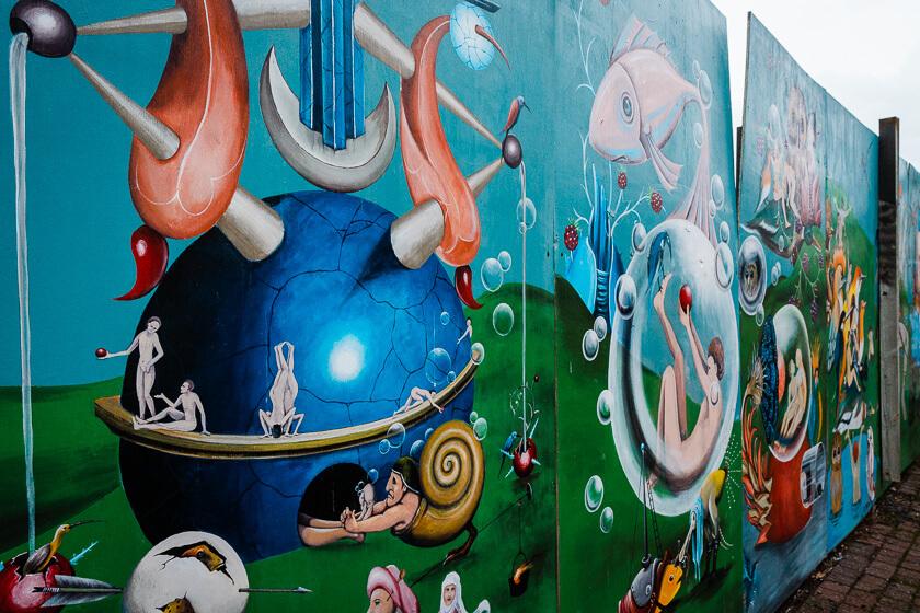 Street Art Tauranga