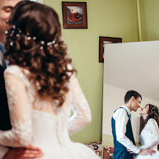 Wedding photographer Evgeniya Garaeva (Groseille). Photo of 22.10.2016