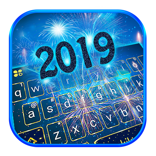 Download New Year Firework 2019 Keyboard Theme 1 0 APK File For Android