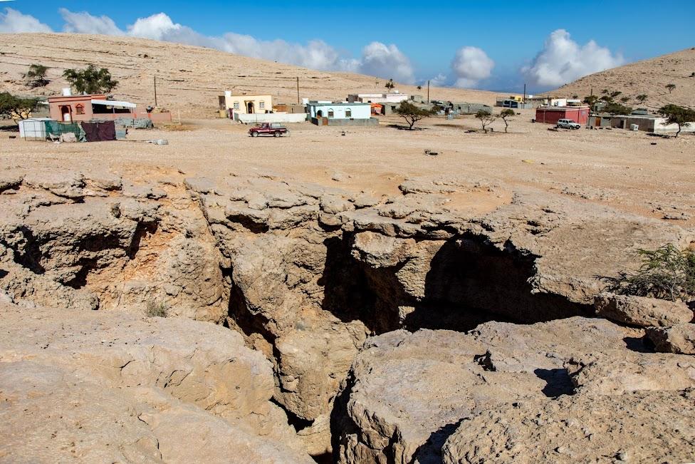 Jaskinia Majlis Al Jinn Cav, Oman