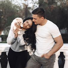 Wedding photographer Irina Ignatenya (xanthoriya). Photo of 04.05.2018