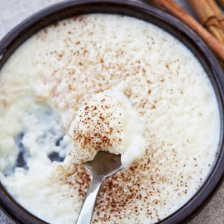 Easy Coconut Rice Pudding
