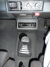 Photo: The Renault 5 GT Turbo Gear Knob