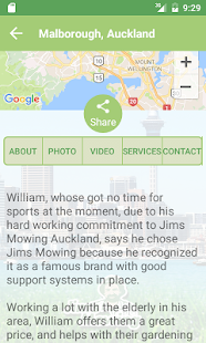 The Jim's Auckland Team- screenshot thumbnail