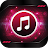 Mp3 player - Music player, Equalizer, Bass Booster logo