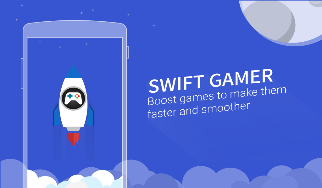 Swift Gamer – Game Boost,Speed- screenshot