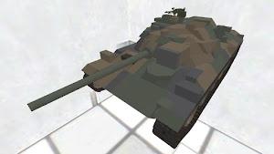 "Japan MBT ""type74"""