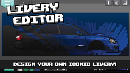 Pixel Car Racer MOD Apk 1.1.80 (Unlimited Boxes/Diamonds/Money) 5