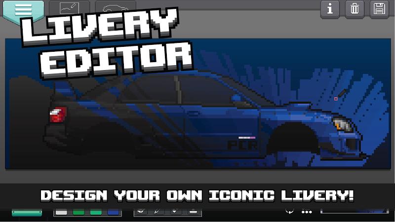 Pixel Car Racer Screenshot 4