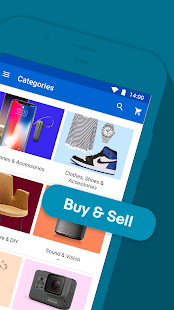 Online Shopping - Buy, sell, and save with eBay Screenshot