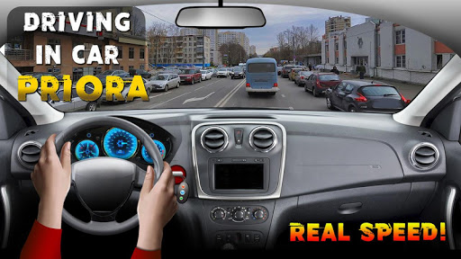 Driving In Car Priora
