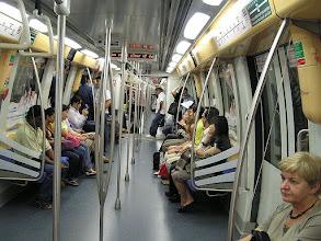 Photo: P7130003 SINGAPUR - w metrze