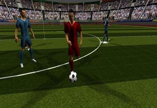 Playing Football 2020 android2mod screenshots 18