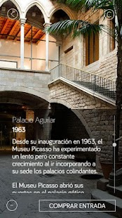 Museu Picasso- screenshot thumbnail