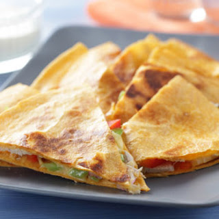Mexican Chicken Quesadillas Recipes.