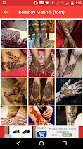 Mehndi Book(Latest Fashion) - screenshot thumbnail 05