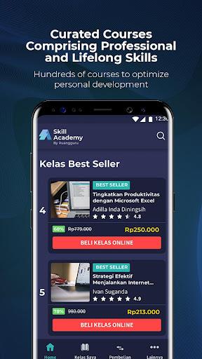 Skill Academy by Ruangguru screenshot 2
