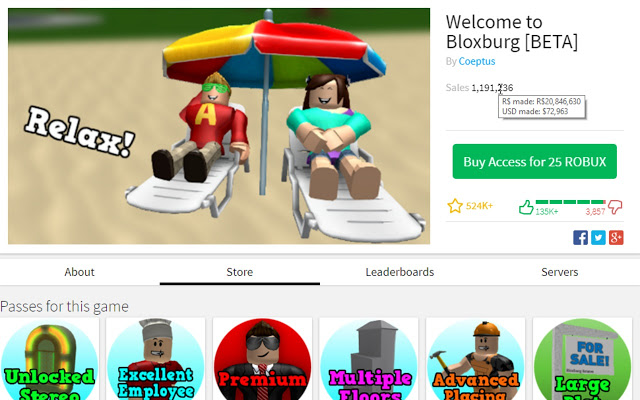 Roblox Stats [Revamped]
