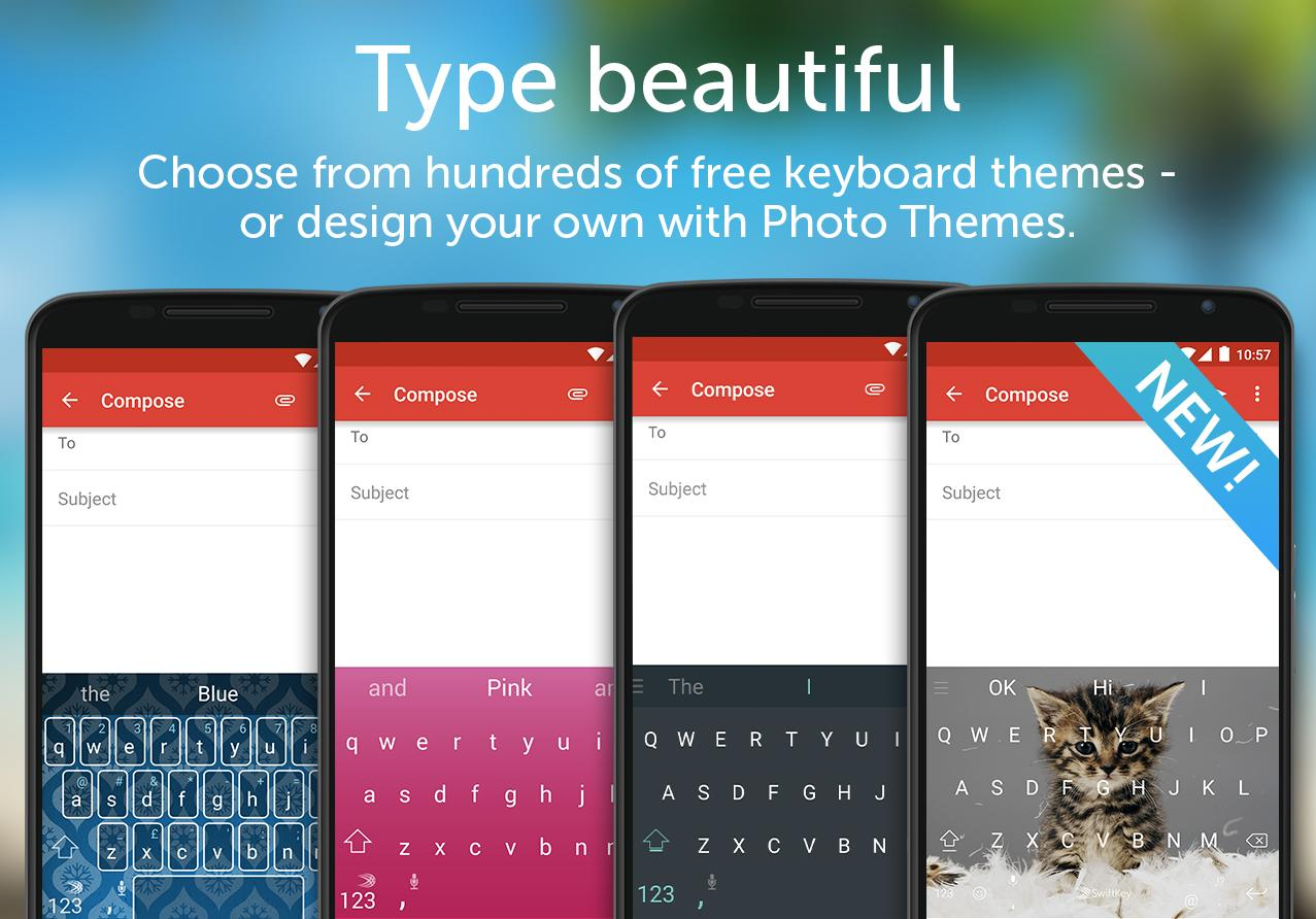 swiftkey keyboard android apps on google play. Black Bedroom Furniture Sets. Home Design Ideas