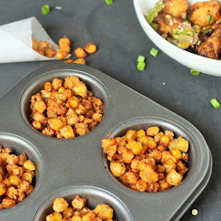 Crunchy Corn Nuts.