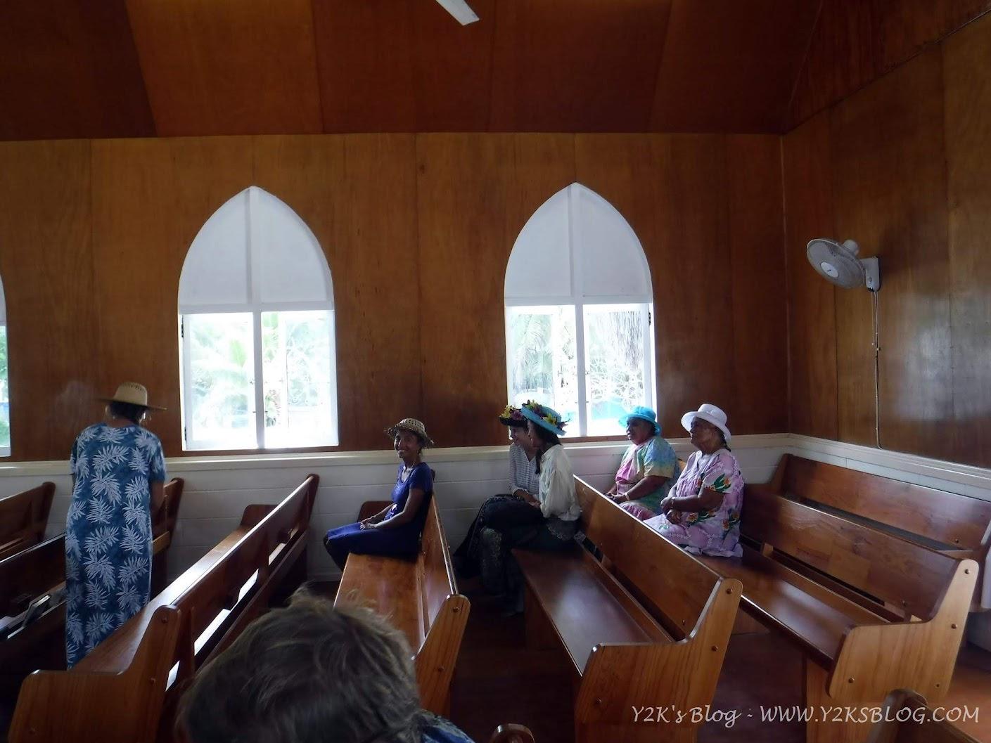 In chiesa - Palmerston