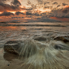 Meh by Carl Chalupa - Landscapes Waterscapes ( water, meh, your going to get wet,  )