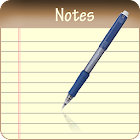 Office Notepad - Fast Organized Sticky Class icon