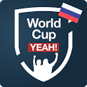 World Cup 2018 App - Yeah - Soccer icon