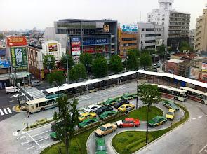 Photo: Ogikubo, Tokyo train station