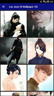 Lee Joon Gi Wallpaper HD - náhled