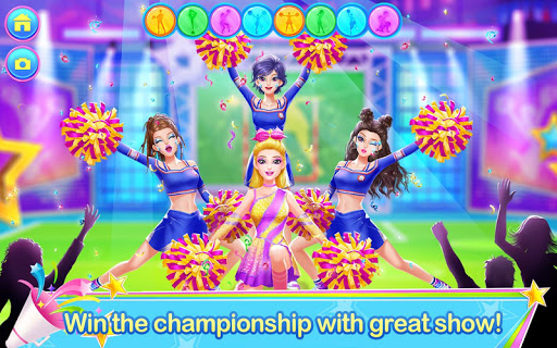 Cheerleader Superstar apkmr screenshots 4