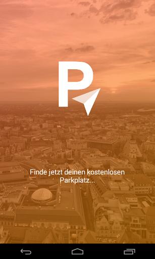 ParkingSlot - Kostenlos Parken