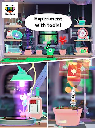 Toca Lab: Plants- screenshot thumbnail