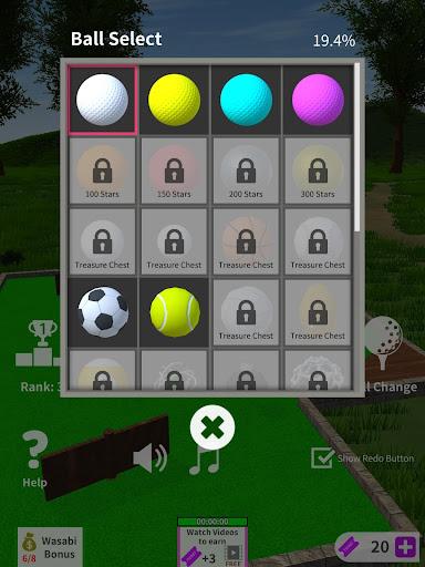 Mini Golf 100 1.2 Windows u7528 10