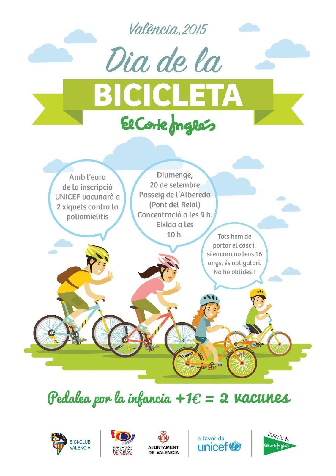 19 edicioìn diìa de la bicicleta - Cartel_v2 - previo
