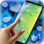 Rain Drops Magic Touch on Screen icon
