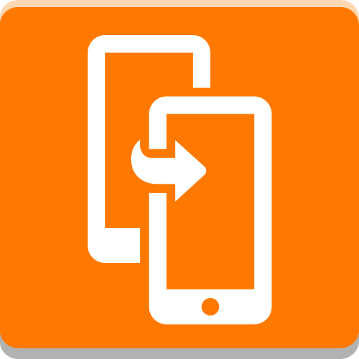 Transfert des données Icon