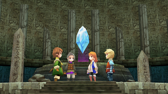 FINAL FANTASY III Apk Download For Android and Iphone 4