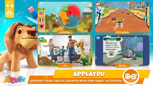 Applaydu - Official Kids Game by Kinder screenshots 1