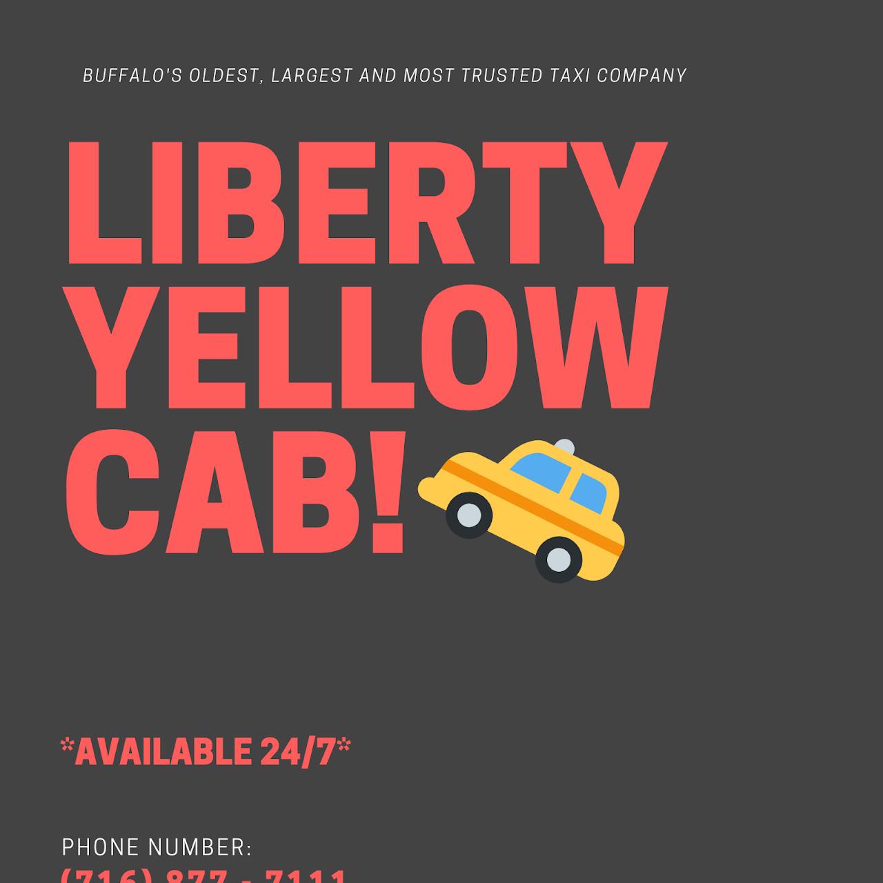 Liberty Yellow Cab Buffalo Taxi Medicaid Transportation