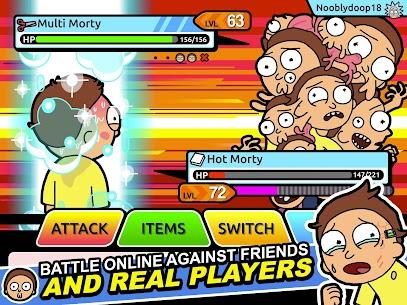 Pocket Mortys MOD (Unlimited Money) 8