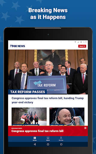 Fox News – Breaking News, Live Video & News Alerts for PC