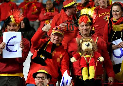 Supporters sturen tickets Rode Duivels op EK massaal terug