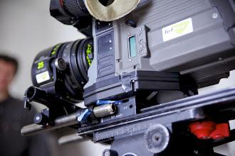 Photo: L'Aaton Penelope Delta, la seule camera numérique française !