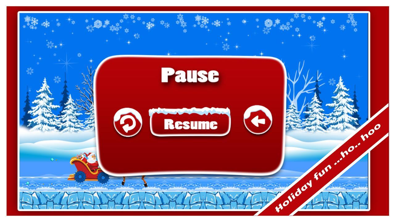 Xmas Run Santa Fun Games Android Apps On Google Play