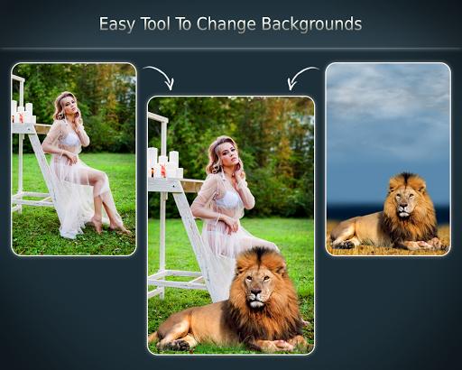 Change Photo Background 1.1 screenshots 1