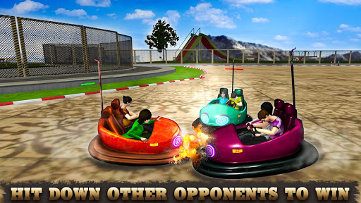 Bumper Car Extreme Fun 1.0 screenshots 12